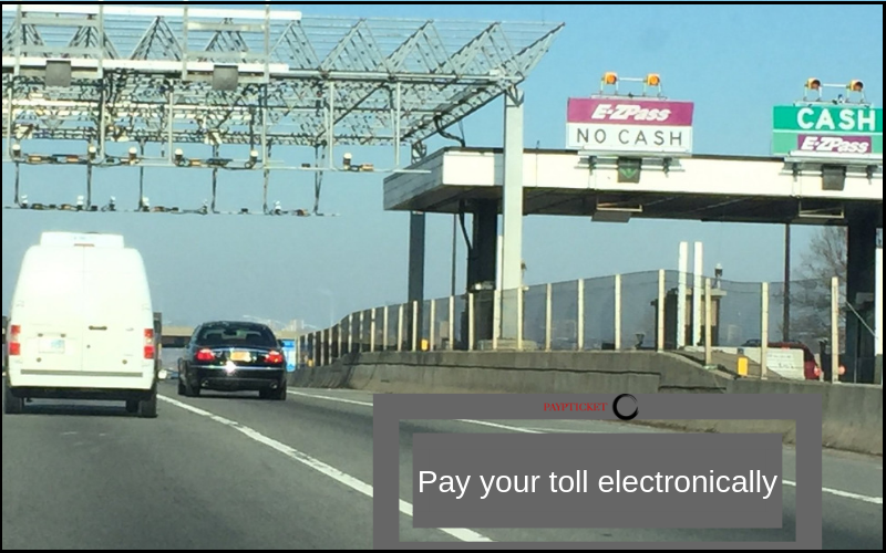 Pay your toll electronically with ezpass nj
