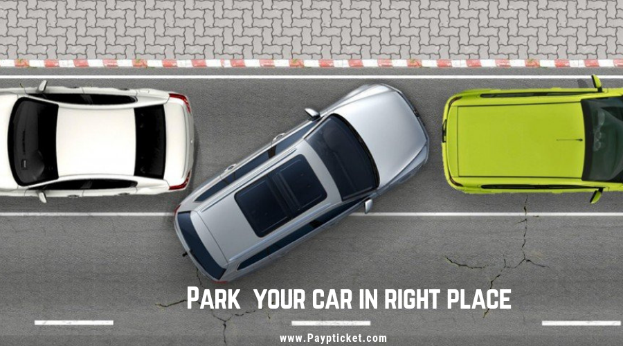 Always Park in right line