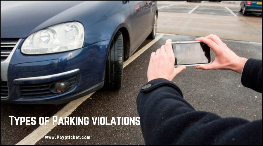 Types of Parking violations